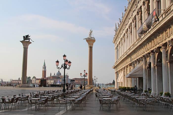 Onvergetelijk: vroeg opstaan voor een wandeling in Venetië