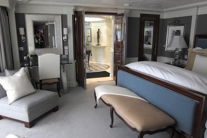 Scheepsbezoek: Marina - Oceania Cruises