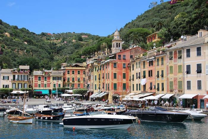 Op excursie: naar Portofino en Santa Margherita vanuit Genua