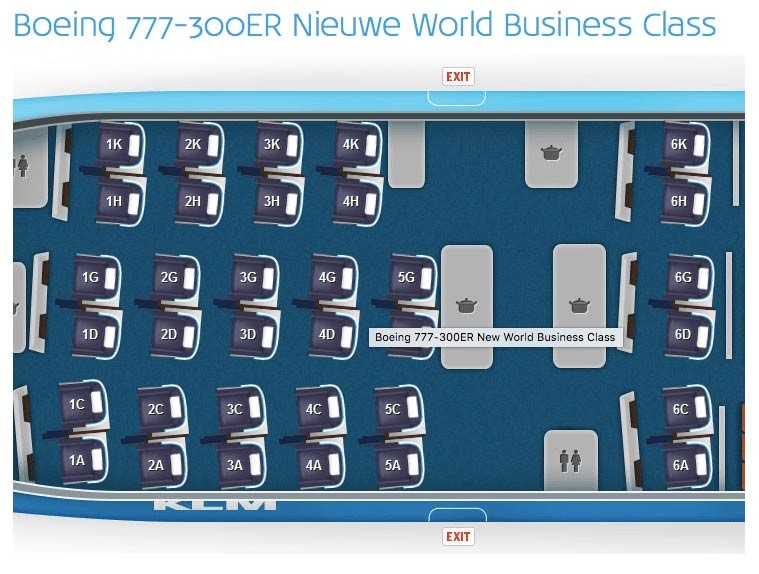 Wat u weten moet over KLM World Business Class