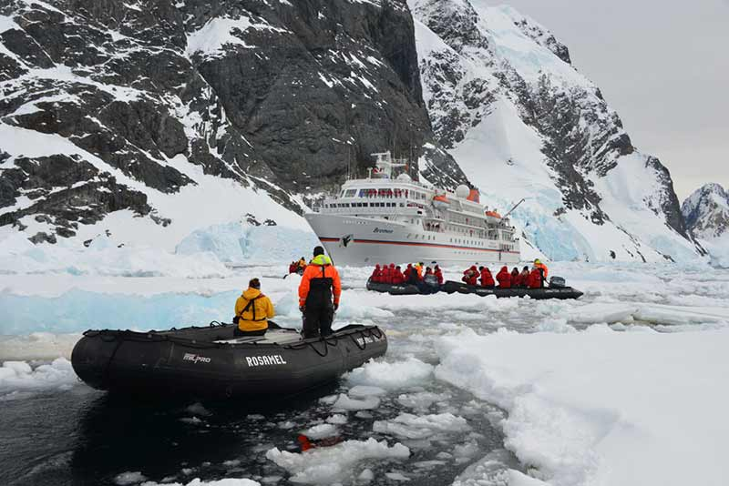 Reisverslag: expeditie naar South Georgia en Antarctica