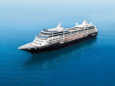 Nieuw cruiseschip voor Azamara Club Cruises: Azamara Pursuit