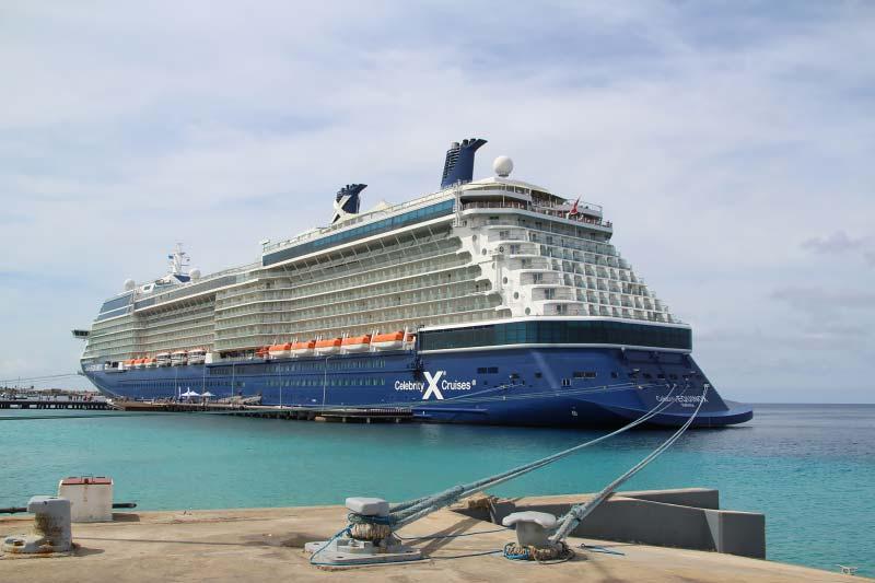 Waar zijn de cruiseschepen van Celebrity Cruises nu?