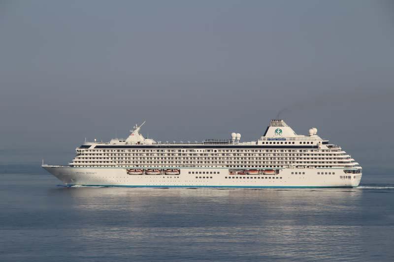 Crystal Cruises kondigt herstart aan in de Bahamas