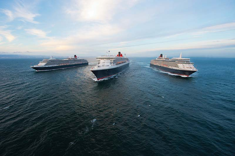 Cunard annuleert wereldcruises in 2022