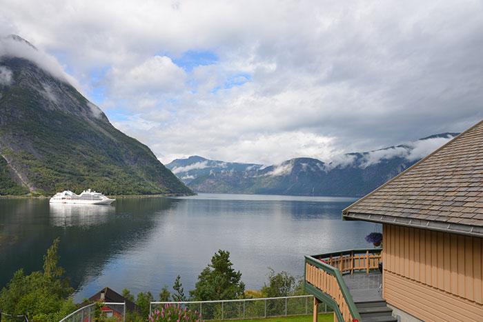 Een middag in... Eidfjord