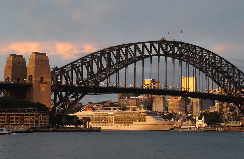 Als de avond valt - onze 20 favoriete cruisefoto's genomen rond zonsondergang