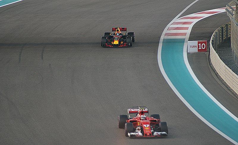 Reisverslag: naar de Grand Prix in Abu Dhabi