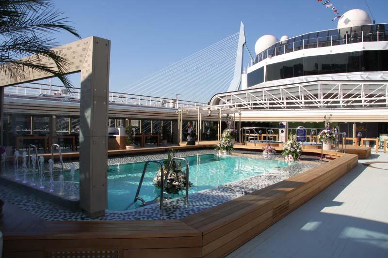 Holland America Line krijgt toestemming voor herstart van cruises in de Middellandse Zee