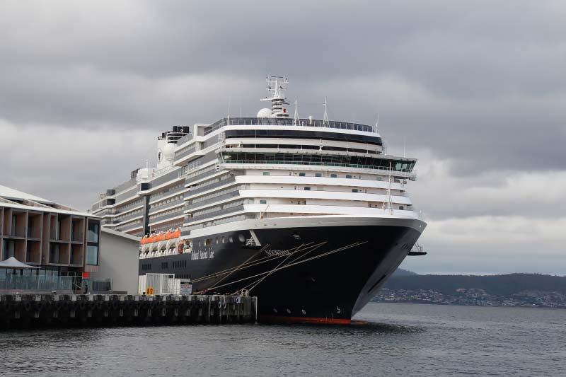 Waar zijn de cruiseschepen van Holland America Line nu?