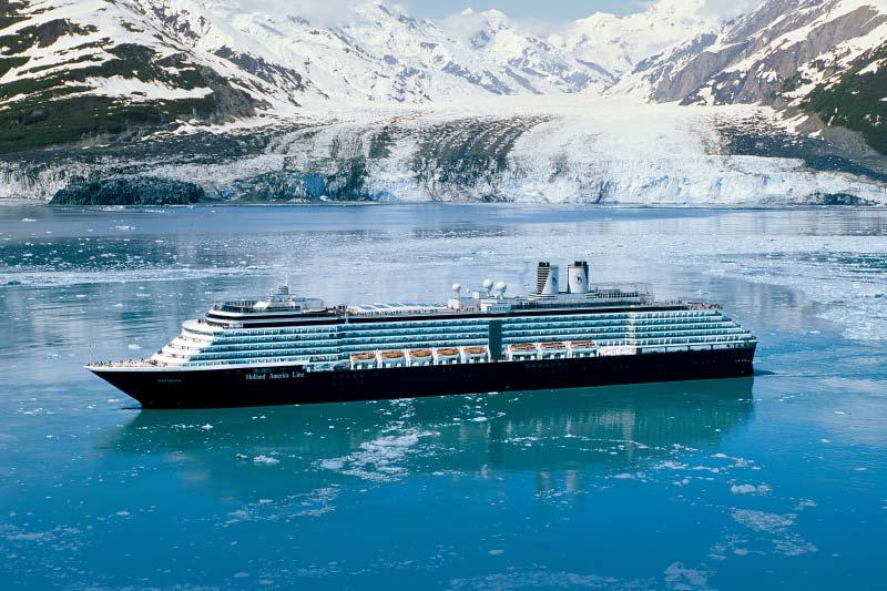 Deel van het Alaska cruiseseizoen 2021 op het nippertje gered