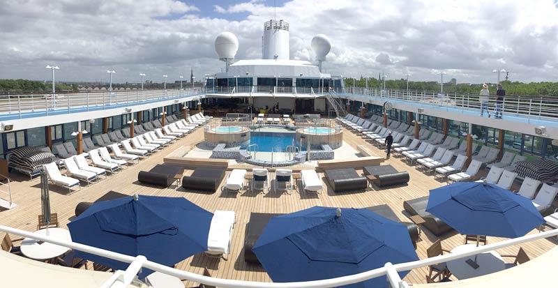 Reisverslag: een korte cruise met de Insignia van Oceania Cruises