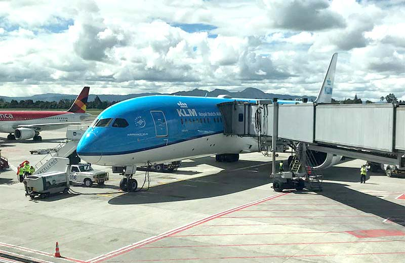 Reisverslag: KLM Business Class naar Cartagena, Colombia
