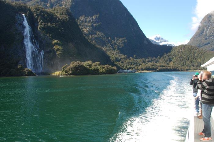 Indrukwekkend: varen door de fjorden van Milford Sound