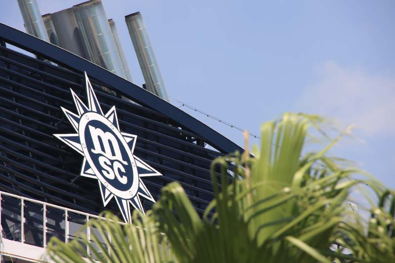 MSC Cruises maakt plannen voor cruises rond Japan