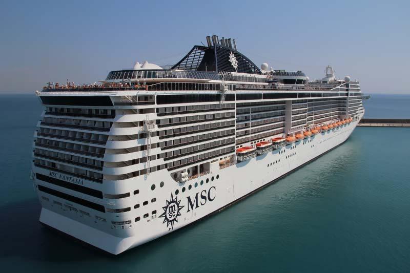MSC Cruises en Costa Cruises annuleren Kerstcruises in de Middellandse Zee