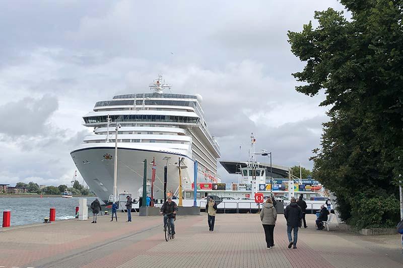 De trossen los! Verslag van de herstart cruise met de Marina van Oceania Cruises
