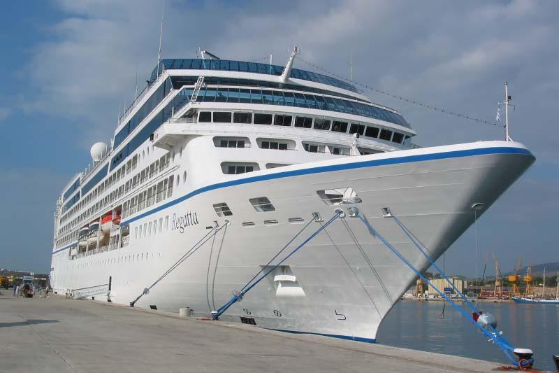 Waar zijn de cruiseschepen van Oceania Cruises nu?
