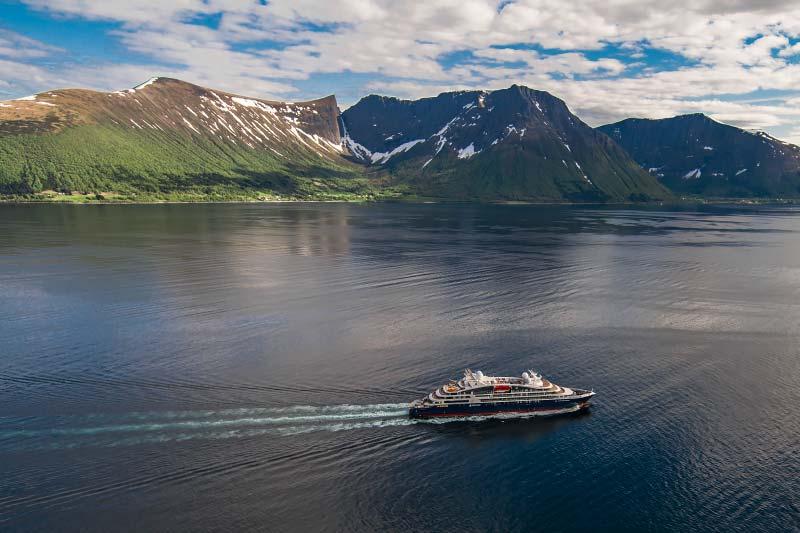 Ponant krijgt toestemming voor het uitvoeren van cruises in Nieuw-Zeeland