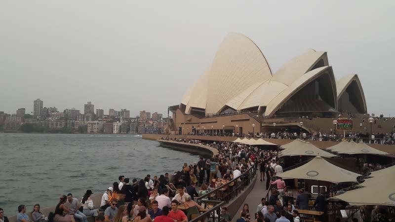 Reisverslag: dwars door Australië van Perth naar Sydney met de luxe Indian Pacific trein