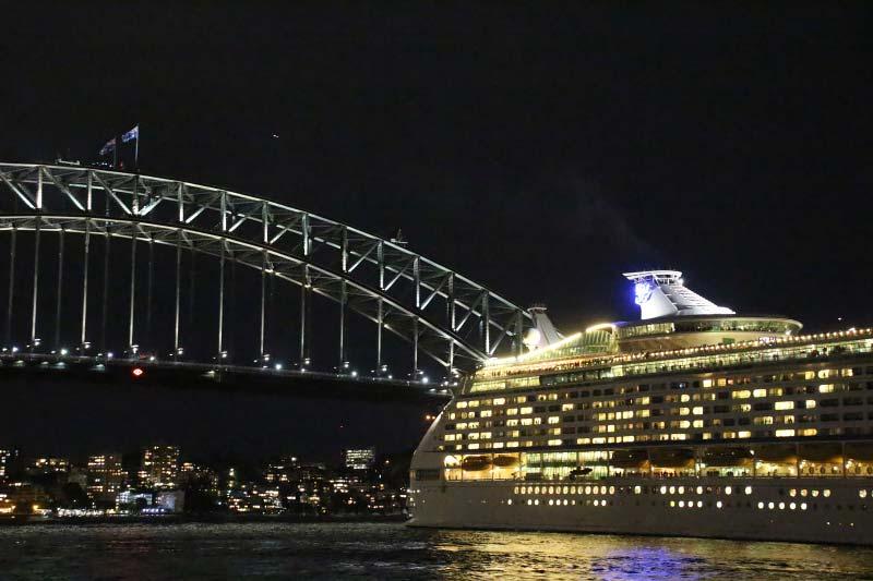 Australië verlengt verbod op cruises tot 17 maart 2021
