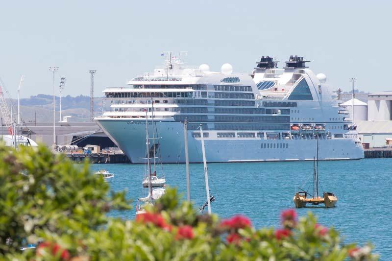 Waar zijn de cruiseschepen van Seabourn nu?