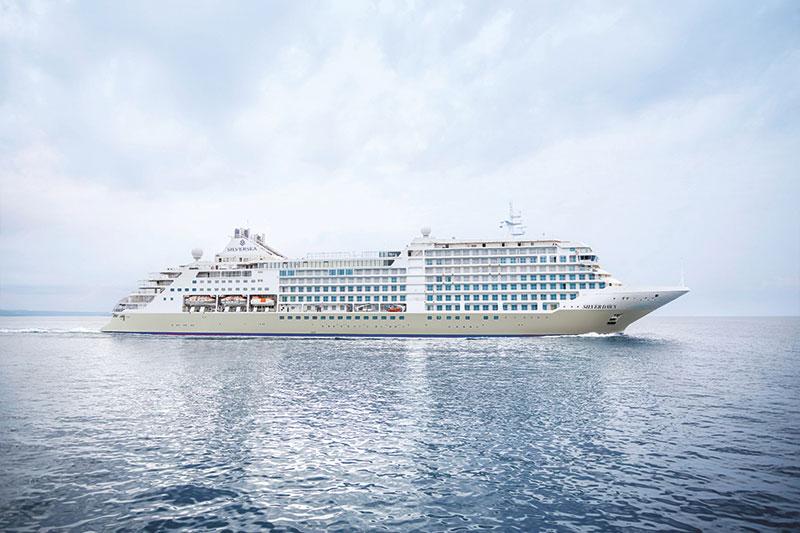 Silversea Cruises presenteert cruiseprogramma 2023/2024