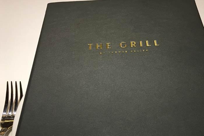 Exclusief dineren op zee: The Grill by Thomas Keller